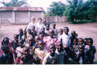 Mi  viaje al Congo (antiguo Zaire).